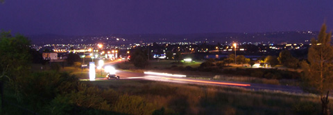 Umtata at night